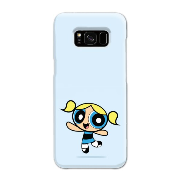 Cute Bubbles Powerpuff Girls Samsung Galaxy S8 Case