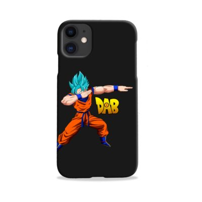 Dragon Ball Goku Dabbing iPhone 11 Case