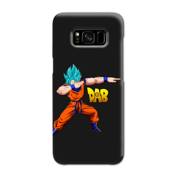 Dragon Ball Goku Dabbing Samsung Galaxy S8 Case