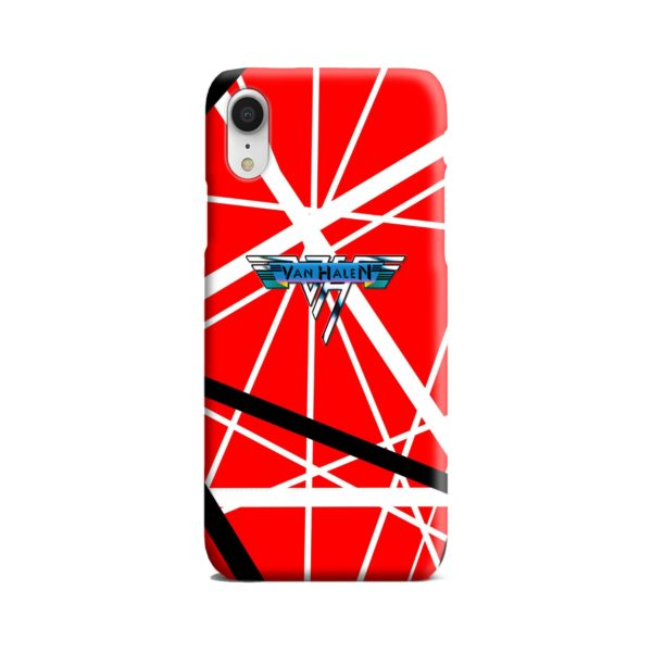 Eddie Van Halen Guitar iPhone XR Case
