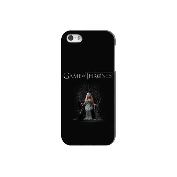 Game of Thrones Poster iPhone 5 Case