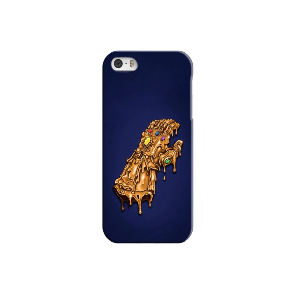 Infinity Gauntlet iPhone 5 Case