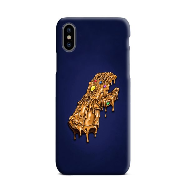 Infinity Gauntlet iPhone XS Max Case