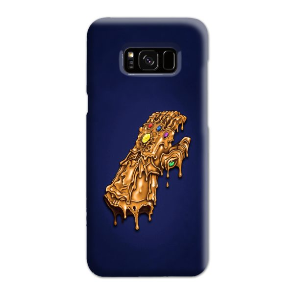 Infinity Gauntlet Samsung Galaxy S8 Plus Case