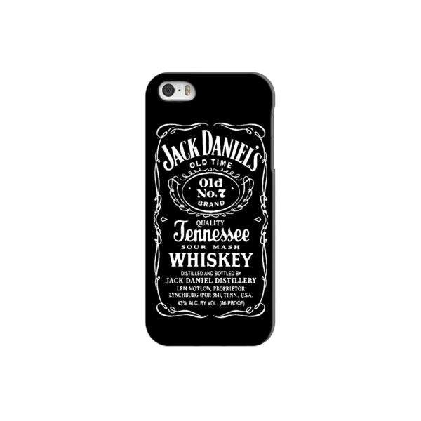 Jack Daniels Whiskey Logo iPhone 5 Case
