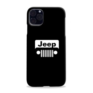 Jeep Logo iPhone 11 Max Case