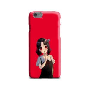Kaguya Sama Love Is War Shinomiya for iPhone 6 Case