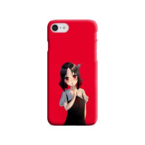 Kaguya Sama Love Is War Shinomiya for iPhone 8 Case