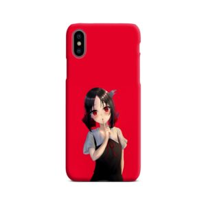 Kaguya Sama Love Is War Shinomiya for iPhone X / XS Case Cover