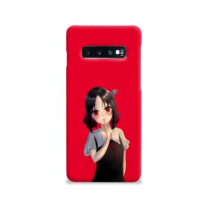 Kaguya Sama Love Is War Shinomiya for Samsung Galaxy S10 Case Cover
