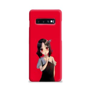 Kaguya Sama Love Is War Shinomiya for Samsung Galaxy S10 Plus Case