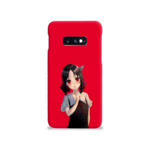 Kaguya Sama Love Is War Shinomiya for Samsung Galaxy S10e Case Cover