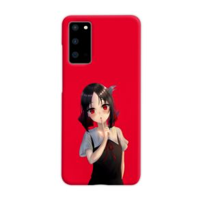 Kaguya Sama Love Is War Shinomiya for Samsung Galaxy S20 Case