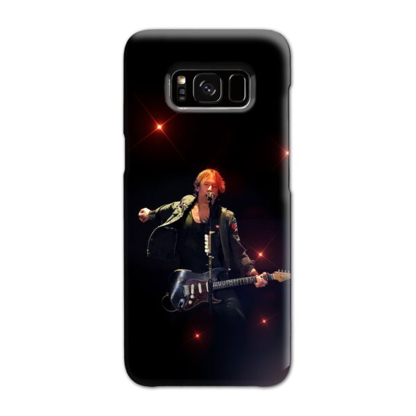 Keith Urban Samsung Galaxy S8 Case
