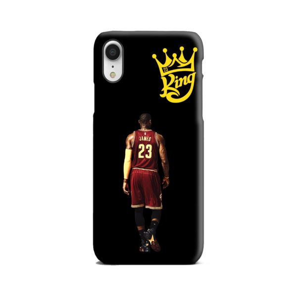 King Lebron James iPhone XR Case
