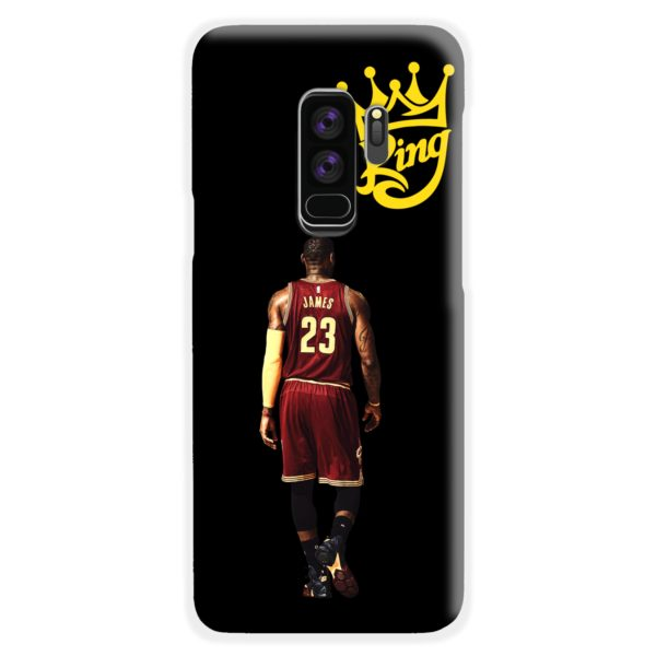 King Lebron James Samsung Galaxy S9 Plus Case