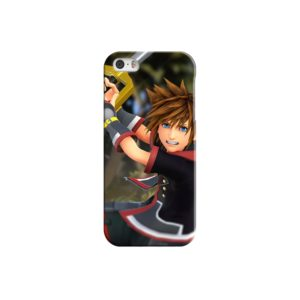Kingdom Hearts Sora for iPhone 5 Case Cover