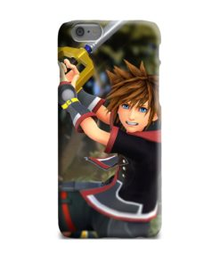 Kingdom Hearts Sora for iPhone 6 Plus Case Cover