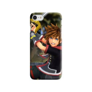 Kingdom Hearts Sora for iPhone 8 Case