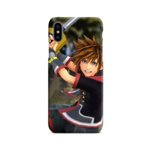 Kingdom Hearts Sora for iPhone X / XS Case Cover