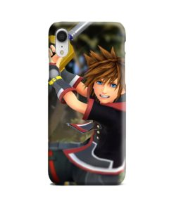 Kingdom Hearts Sora for iPhone XR Case