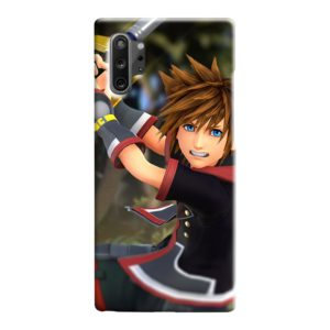 Kingdom Hearts Sora for Samsung Galaxy Note 10 Case