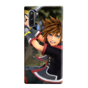 Kingdom Hearts Sora for Samsung Galaxy Note 10 Plus Case Cover