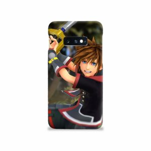 Kingdom Hearts Sora for Samsung Galaxy S10e Case