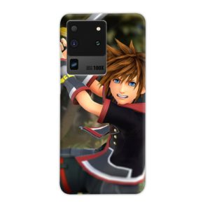 Kingdom Hearts Sora for Samsung Galaxy S20 Ultra Case