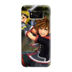 Kingdom Hearts Sora for Samsung Galaxy S8 Case