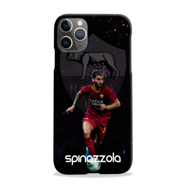Leonardo Spinazzola AS Roma iPhone 11 Pro Max Case