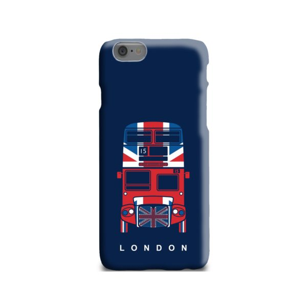 London Red Bus Art iPhone 6 Case