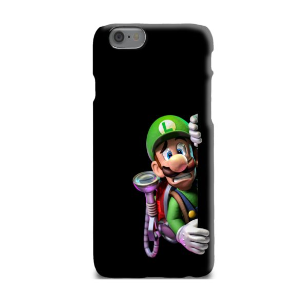 Luigi Mario Bros iPhone 6 Plus Case