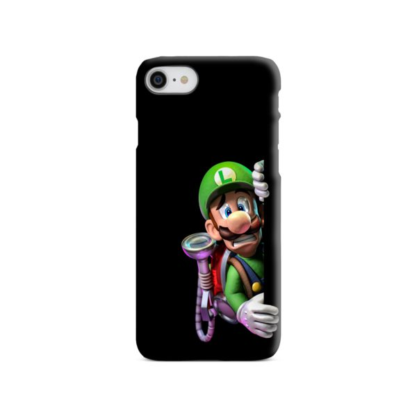 Luigi Mario Bros iPhone 8 Case