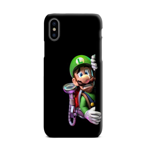 Luigi Mario Bros iPhone XS Max Case