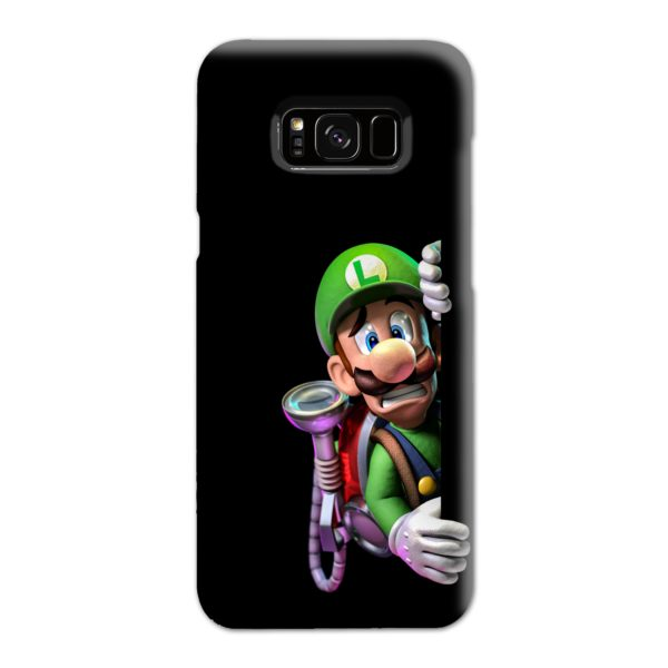 Luigi Mario Bros Samsung Galaxy S8 Plus Case