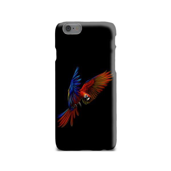 Macaw Parrot Flying iPhone 6 Case