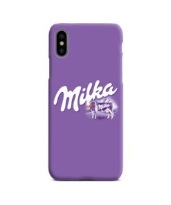 Milka Chocolate for iPhone X / XS Case
