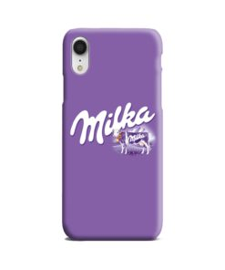 Milka Chocolate for iPhone XR Case