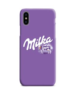 Milka Chocolate for iPhone XS Max Case