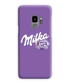Milka Chocolate for Samsung Galaxy S9 Case Cover