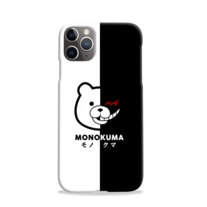 Monokuma Danganronpa for iPhone 11 Pro Case