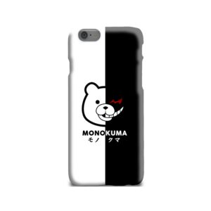 Monokuma Danganronpa for iPhone 6 Case