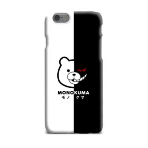 Monokuma Danganronpa for iPhone 6 Plus Case Cover
