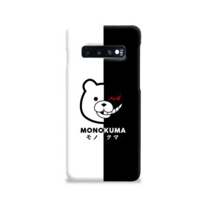 Monokuma Danganronpa for Samsung Galaxy S10 Case Cover