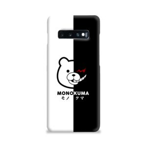 Monokuma Danganronpa for Samsung Galaxy S10 Plus Case Cover