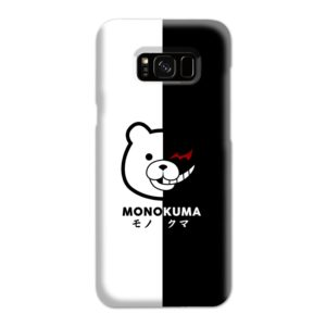Monokuma Danganronpa for Samsung Galaxy S8 Plus Case
