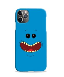 Mr Meeseeks Face for iPhone 11 Pro Case