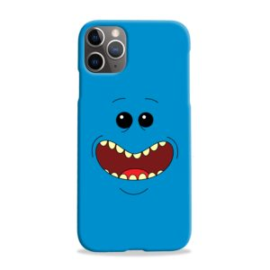 Mr Meeseeks Face for iPhone 11 Pro Max Case