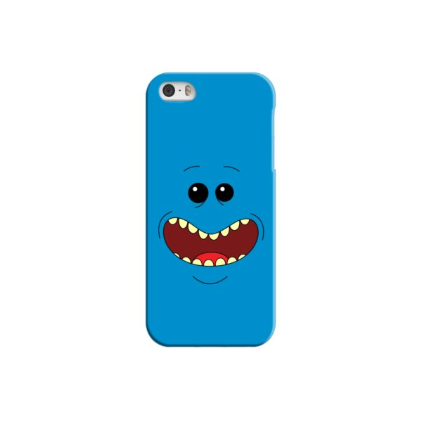 Mr Meeseeks Face for iPhone 5 Case